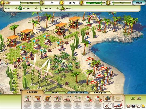 flirting games at the beach resort casino games download